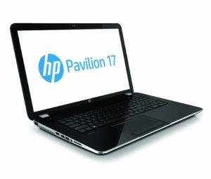 HP 17 laptop pavilion