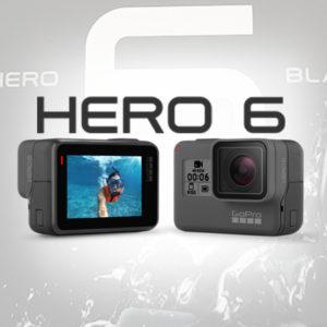 hero 6 camera