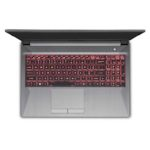 custom gaming laptop lease virginia overhead view