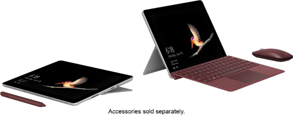 surface go financed