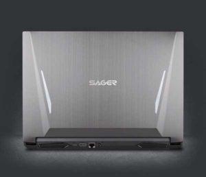 Sager laptop