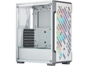 corsair carbide desktop tower case white