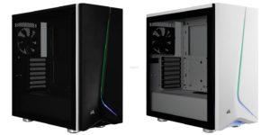 carbide desktop tower case